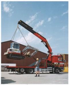 Serviços de Locação de Caminhões Munck e Guindastes